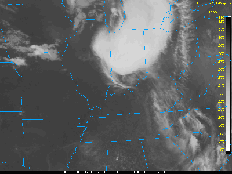 GOES visible 16Z